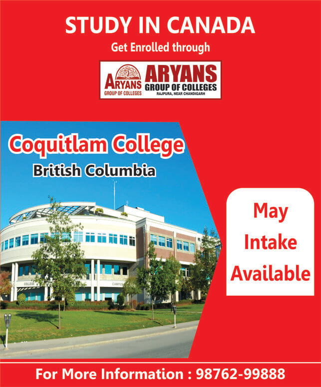 Coquitlam College, British Columbia