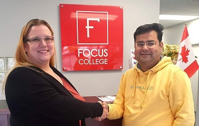 Focus College Canada Joins Hands with aryans group, chandigarh