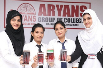 Ramadhan App Launch by aryans students