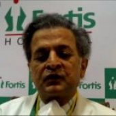 Fortis Eye Specialist advised Aryans students to follow 20-20-20 rule to protect eyes
