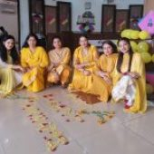 Basant Panchmi Celebrated at Aryans Group