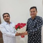 Aryans congratulates Anand Sharma on becoming Member, Haryana Public Service Commission